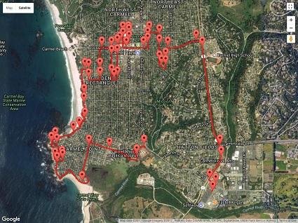 Bob Hamilton/New Radio Star Partners with Voice Map for GPS