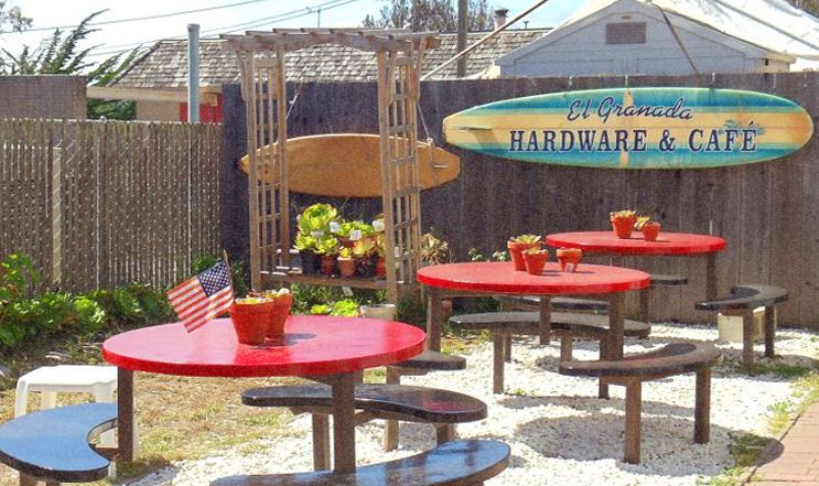 Restaurants Within Walking Distances of Pillar Point RV Park cover image