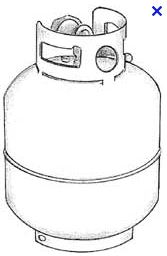 propane tanks where do you get propane tanks filled LP 1000 Fuel Tank Sizes where do you get propane tanks filled pictures