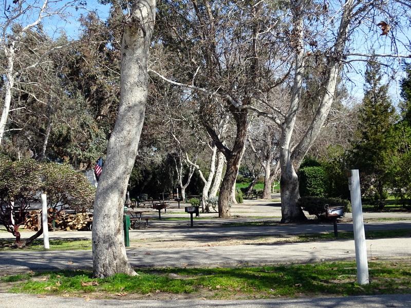 Rv Parks In Monterey Laguna Seca Rv Park San Lorenzo