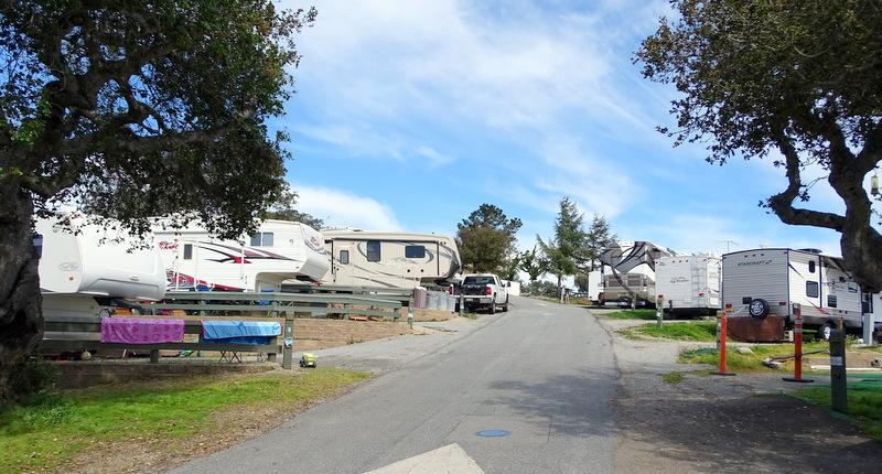 Rv Parks In Monterey Laguna Seca Rv Park Families